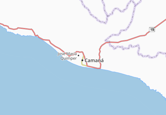 Samuel Pastor Map