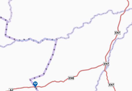 Carte-Plan Tchimbalindja