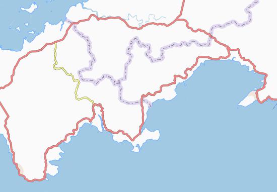 Ndawara Map
