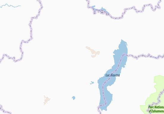 Carte-Plan Antanambaolaina
