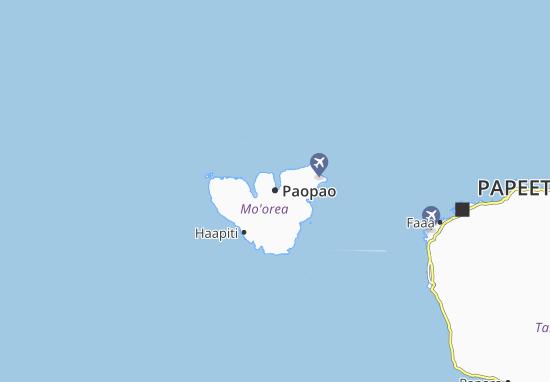 Mappe-Piantine Paopao