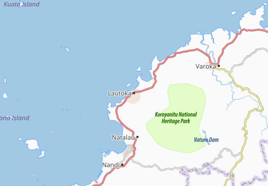 Mapas-Planos Lautoka