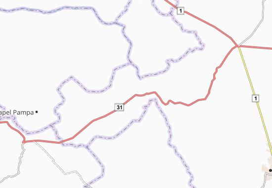 La Joya Map