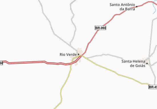Rio Verde Map