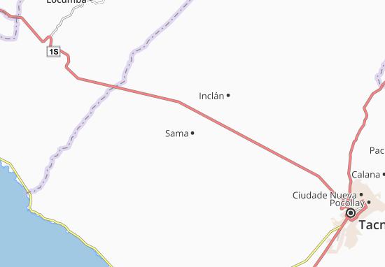 Mapas-Planos Sama