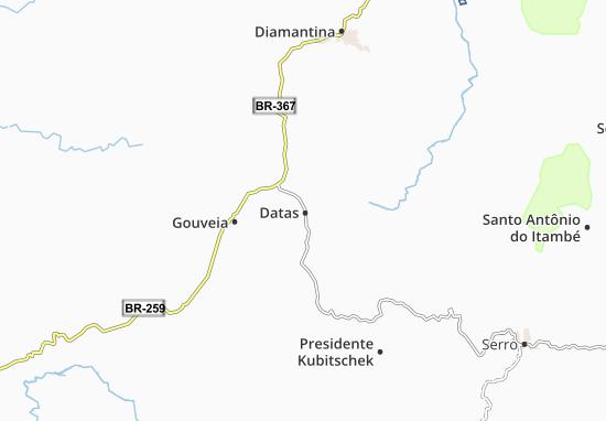Mapas-Planos Datas