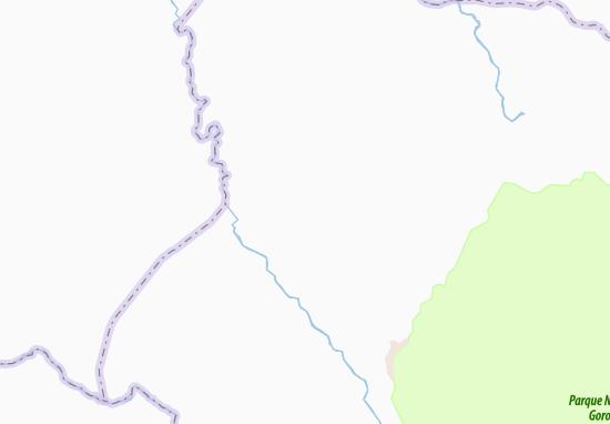 Mapa Plano Canda