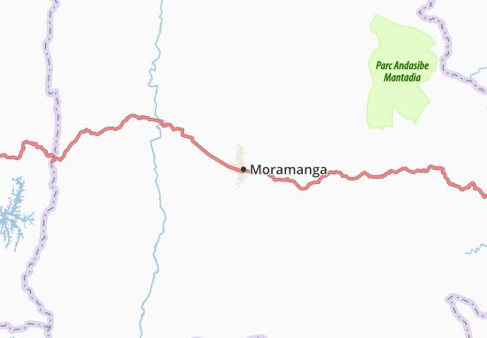 Mappe-Piantine Moramanga
