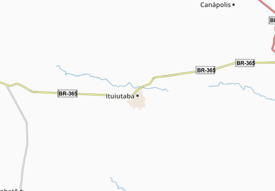 Mappe-Piantine Ituiutaba