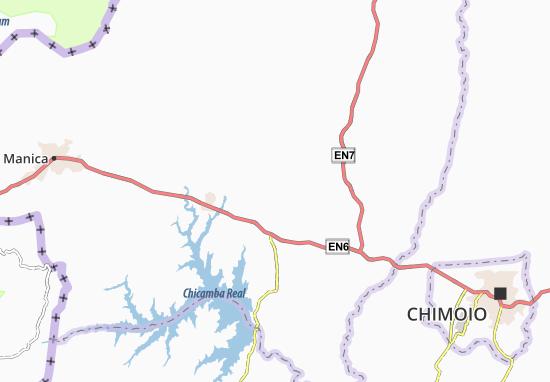 Mapa Plano Garuzo