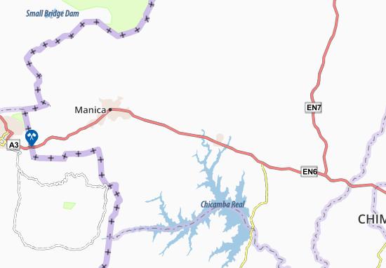 Mapa Plano Nanvura