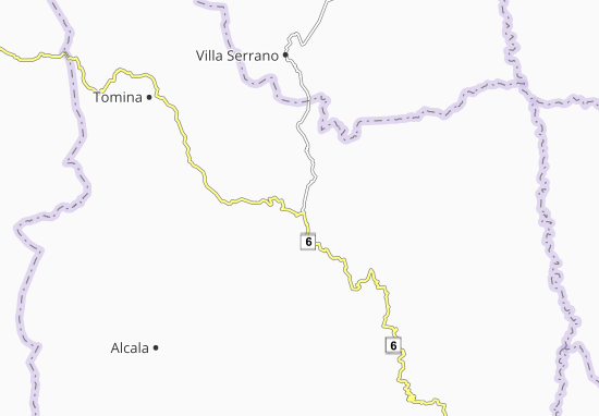 Padilla Map