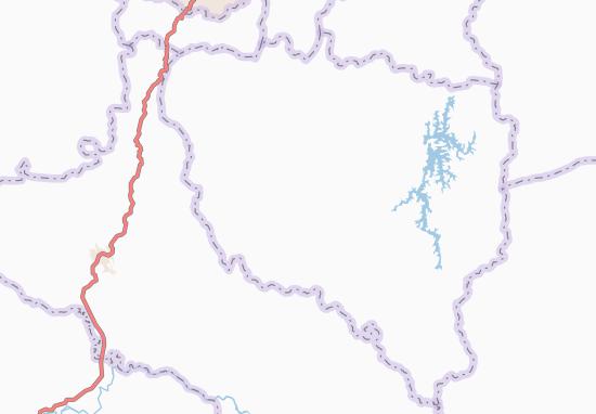 Carte-Plan Alatsinainy-Bakaro