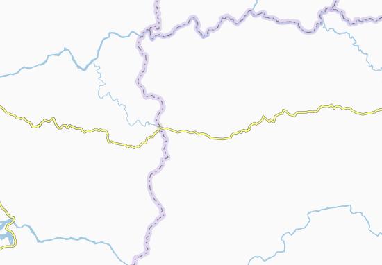 Carte-Plan Morafeno