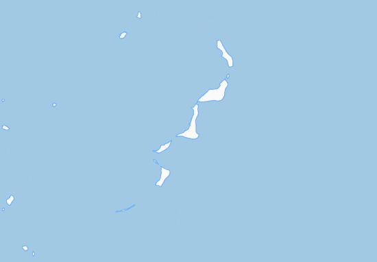 Pangai Map
