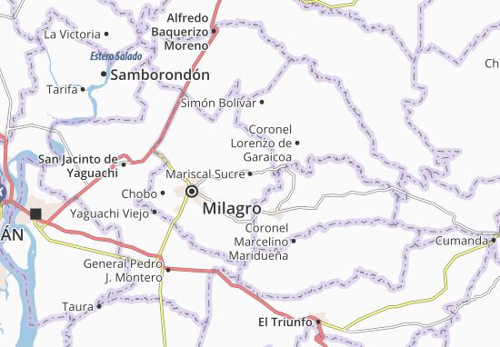 Mapas-Planos Mariscal Sucre
