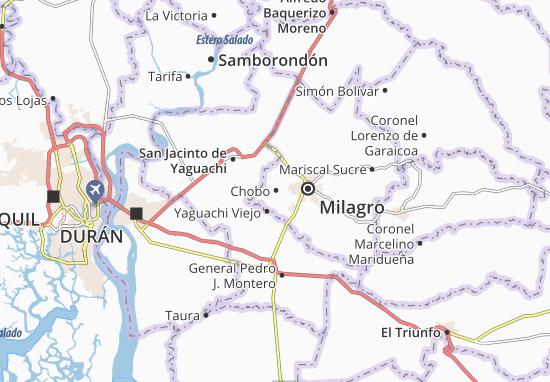Mappe-Piantine Chobo