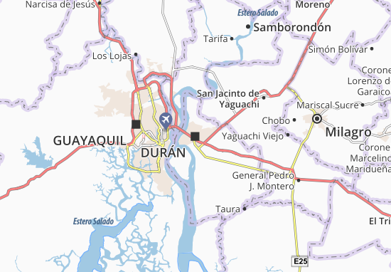 Durán Map