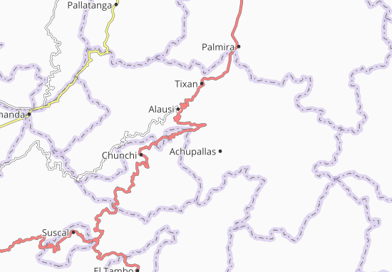 Mapas-Planos Pumallacta