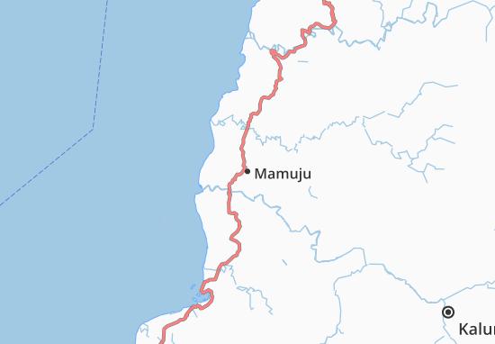 Mapas-Planos Mamuju