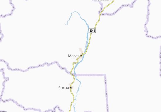 Mappe-Piantine Macas