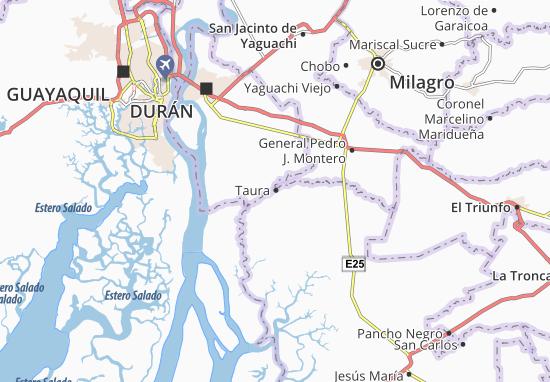 Mappe-Piantine Taura