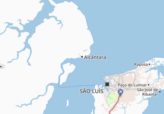 Mappe-Piantine Alcântara
