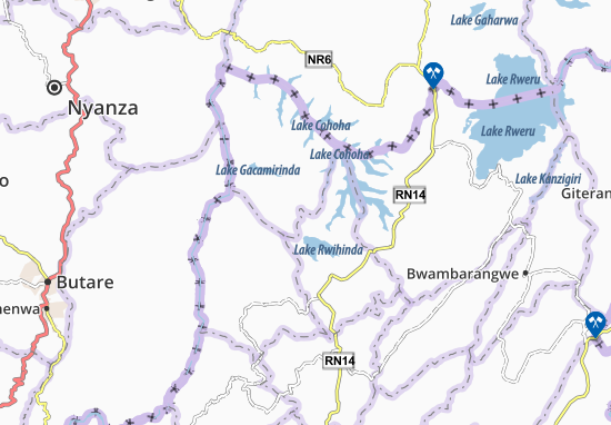 Mapas-Planos Bugabira