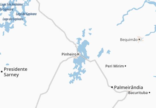 Mappe-Piantine Pinheiro