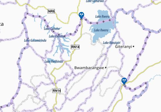 Mapa Plano Busoni
