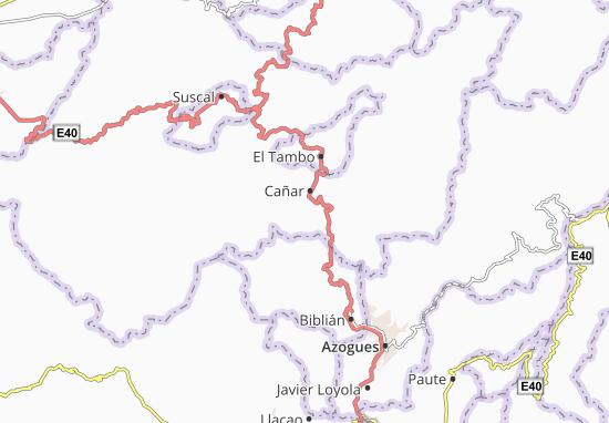 Chorocopte Map