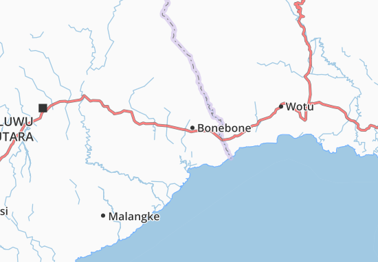 Bonebone Map