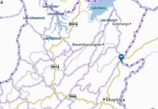 Mappe-Piantine Buzigo
