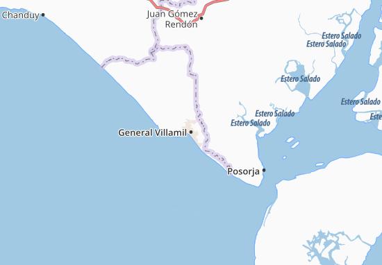 Mapas-Planos General Villamil