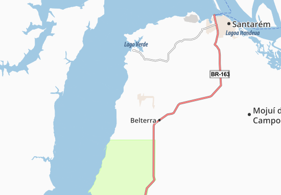 Mappe-Piantine Belterra