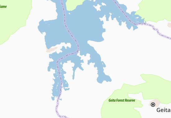 Kaart Plattegrond Bukondo