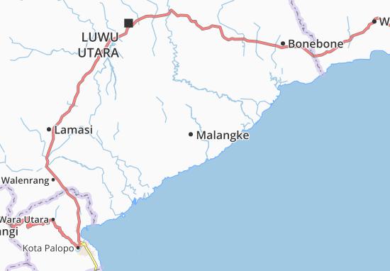 Mappe-Piantine Malangke