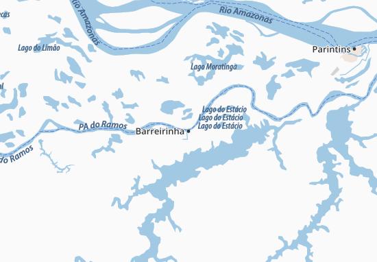 Mappe-Piantine Barreirinha