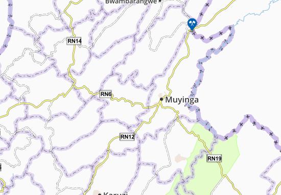 Mapa Plano Butihinda