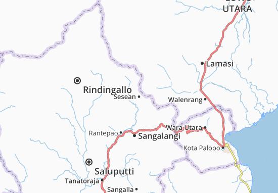 Sesean Map