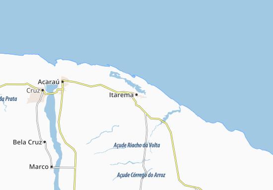 Mappe-Piantine Itarema