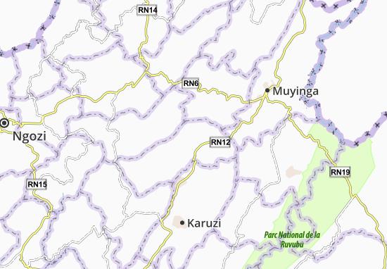 Mapa Plano Butaha