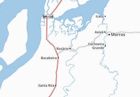 Mappe-Piantine Rosário