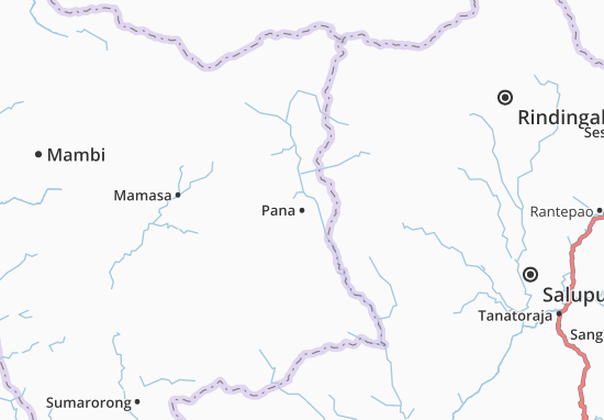 Pana Map