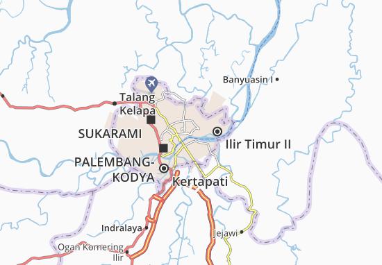 Mapas-Planos Ilir Timur I