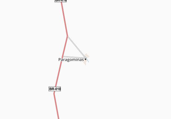 Carte-Plan Paragominas