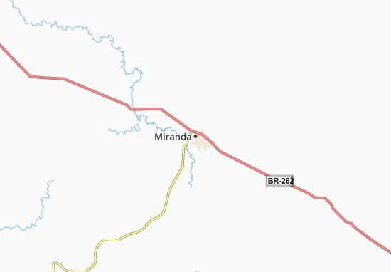 Mapas-Planos Miranda
