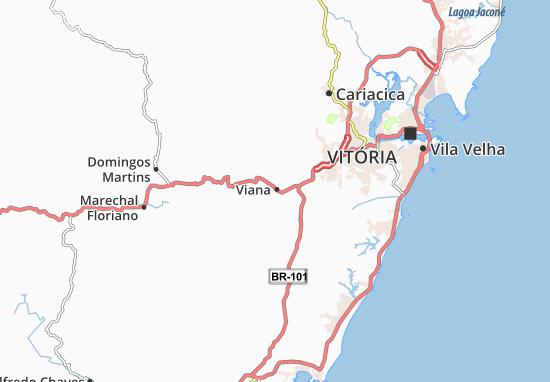 Mappe-Piantine Viana