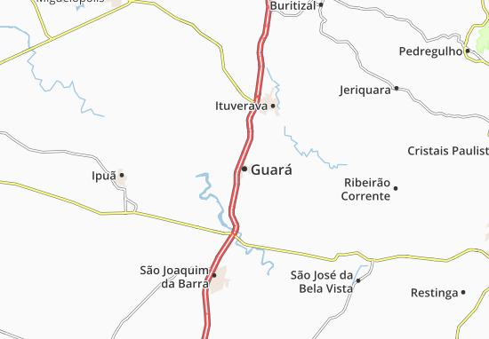 Mapas-Planos Guará