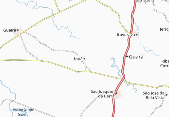 Mapas-Planos Ipuã